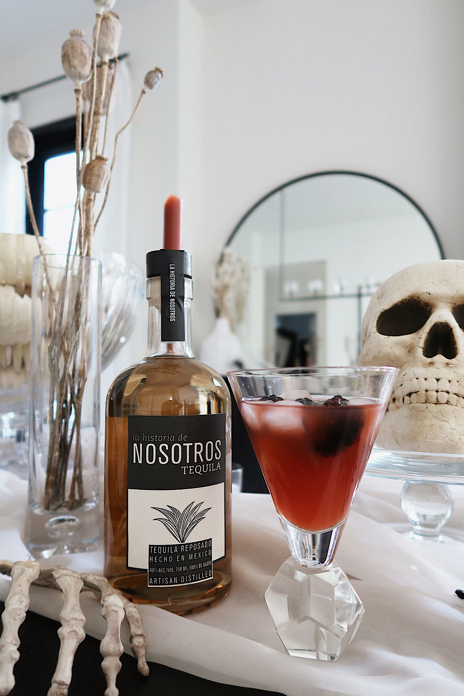 spooky halloween cocktails easy recipes tequila