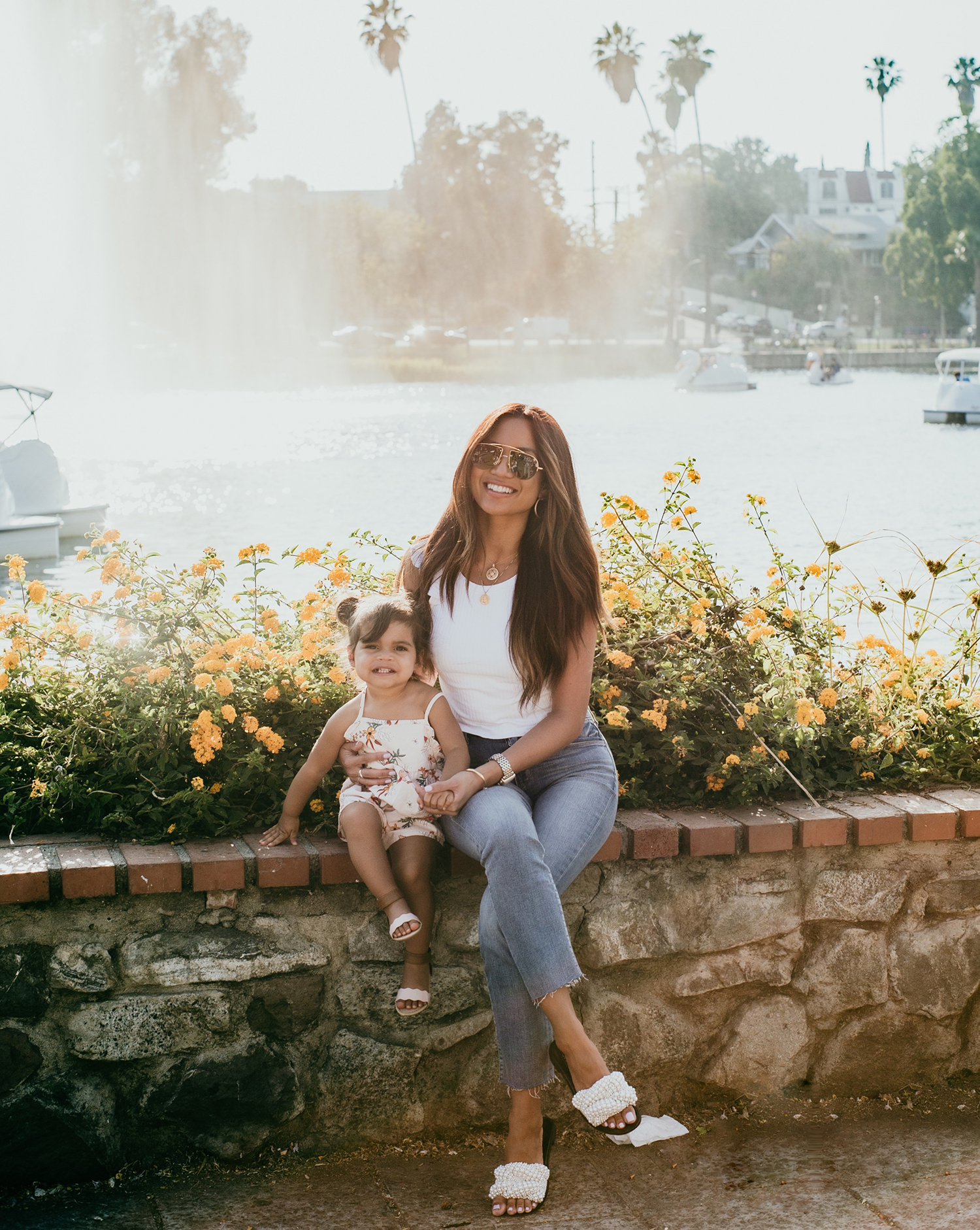 Jessi Malay daughter Alessandra