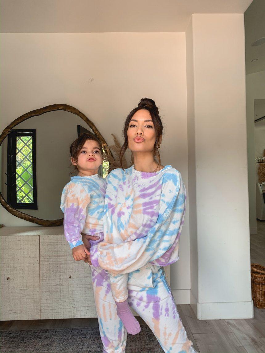best tie dye matching loungewear sets 2020