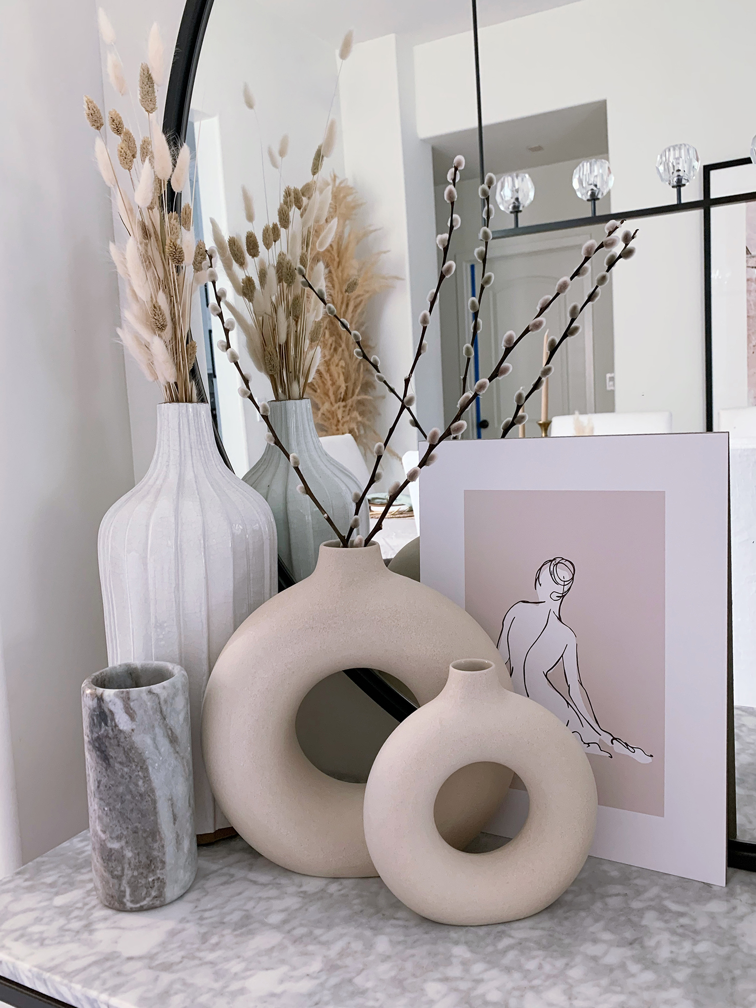 modern decor vases under $35