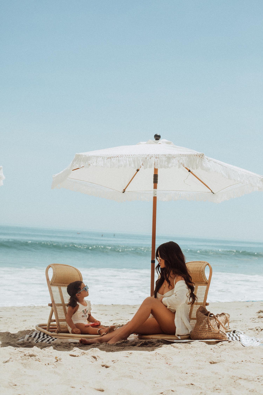 rattan beach chairs