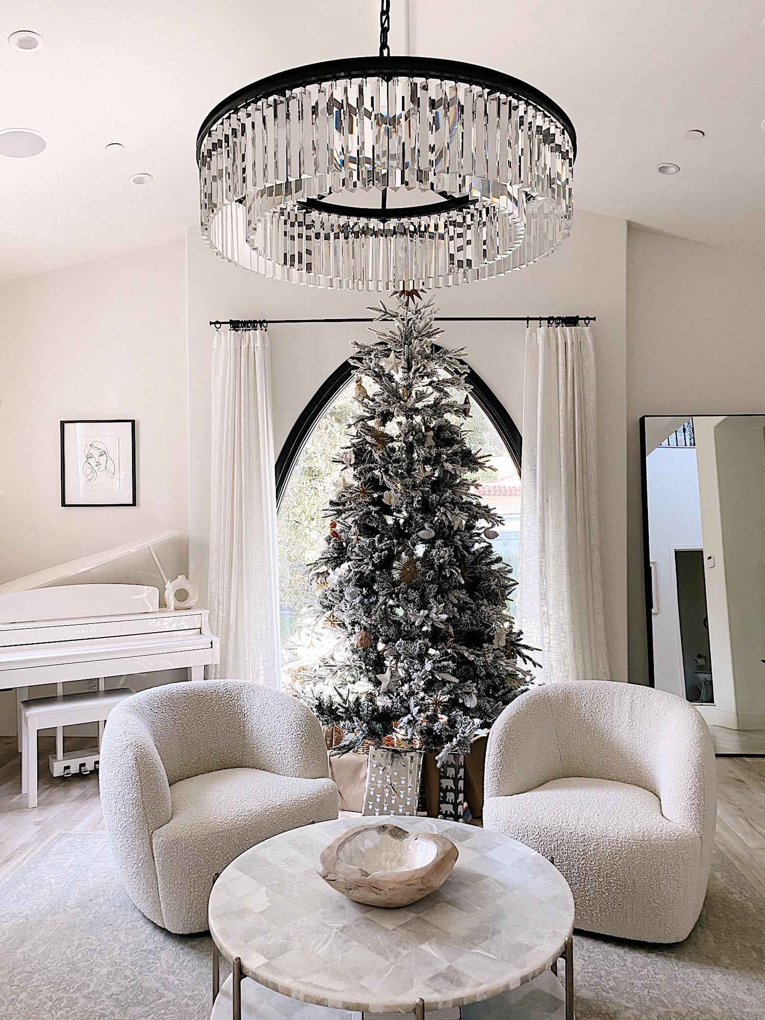 artificial christmas trees 2020