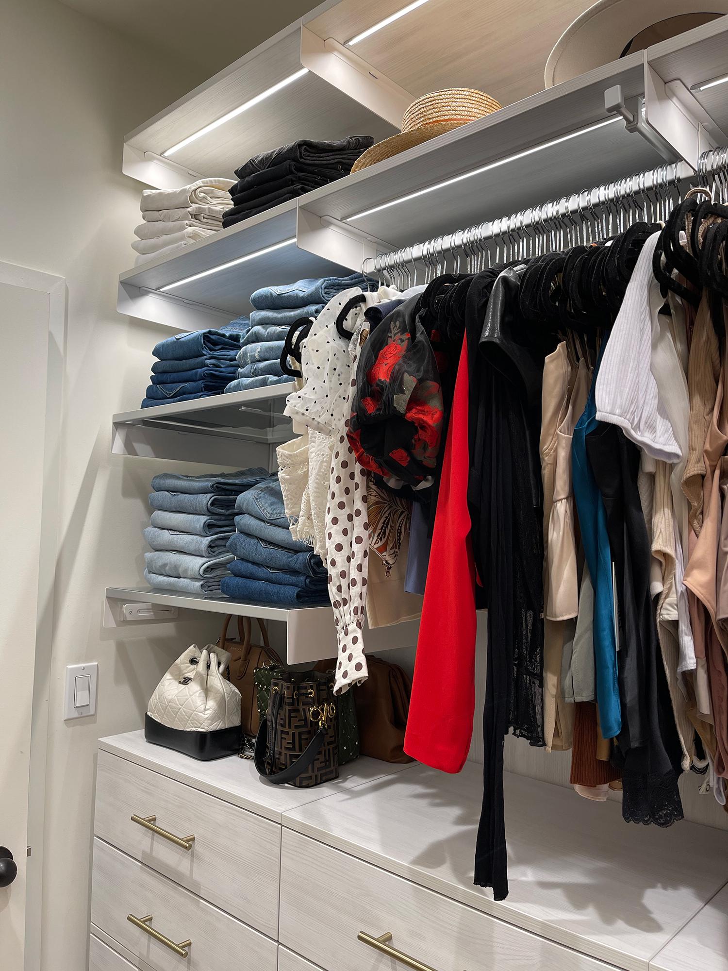 closet organization jessi malay