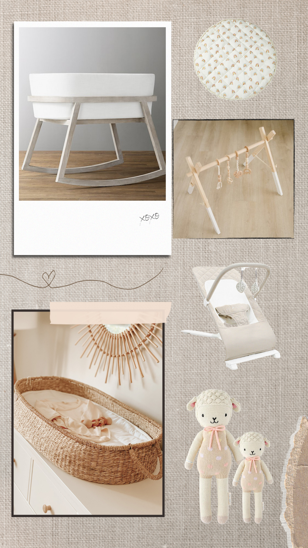 chic and stylish baby items and gear