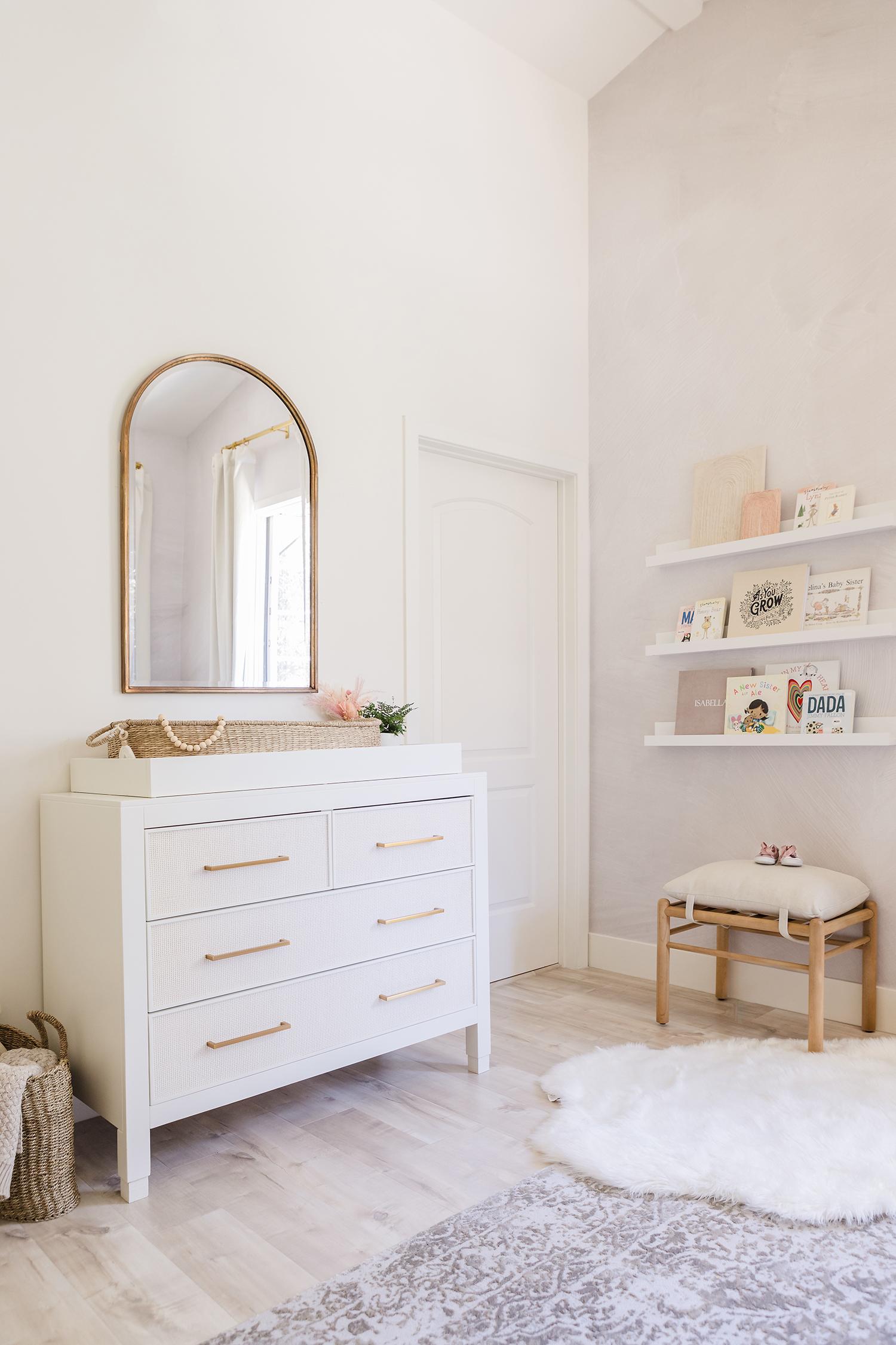 baby girl nursery interior ideas